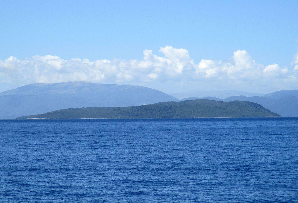 остров аркуди