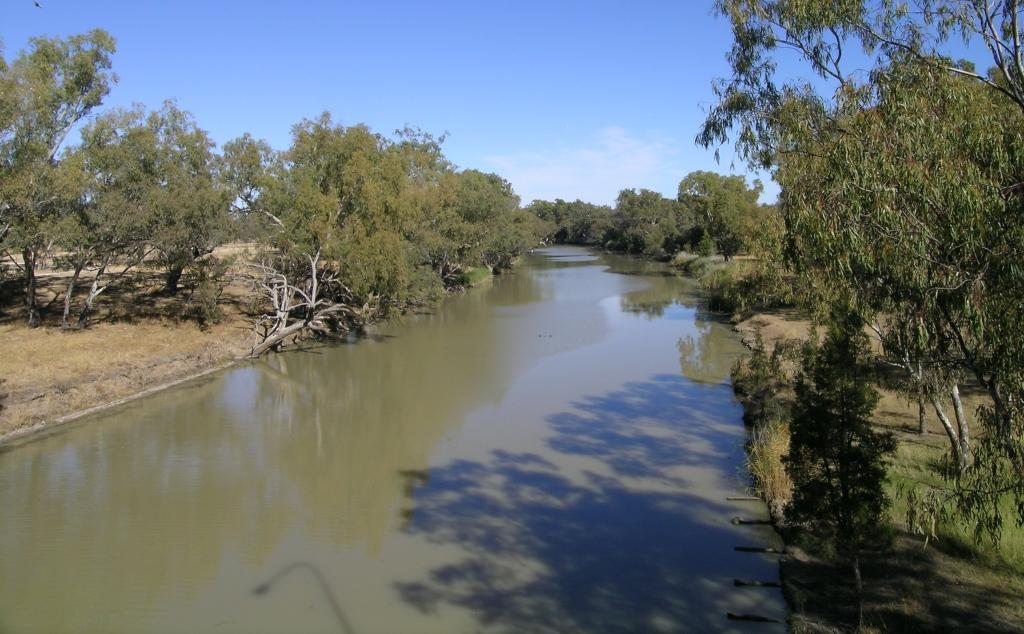 Река Дарлинг
