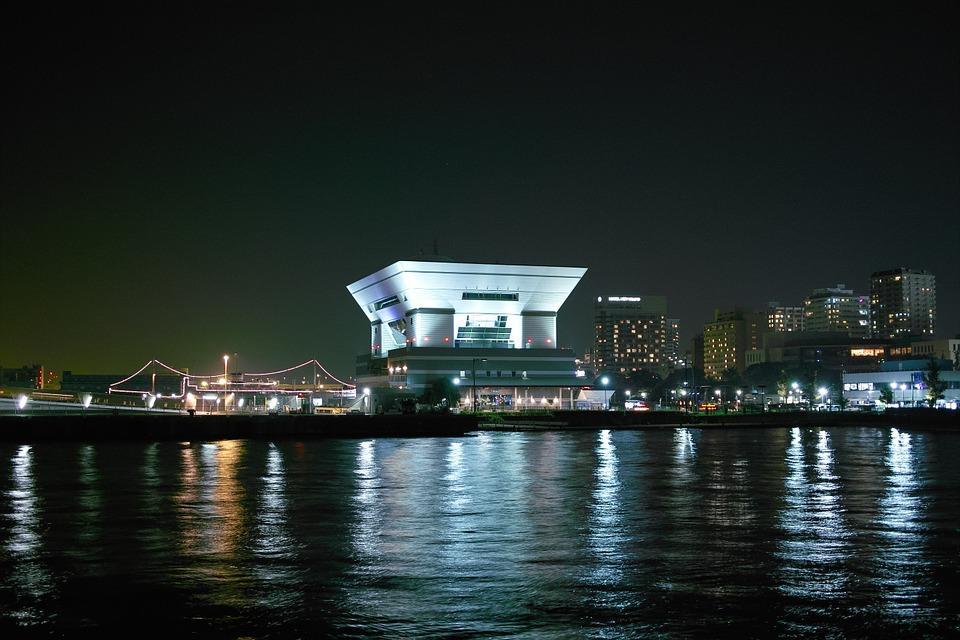 Иокогама веб камера