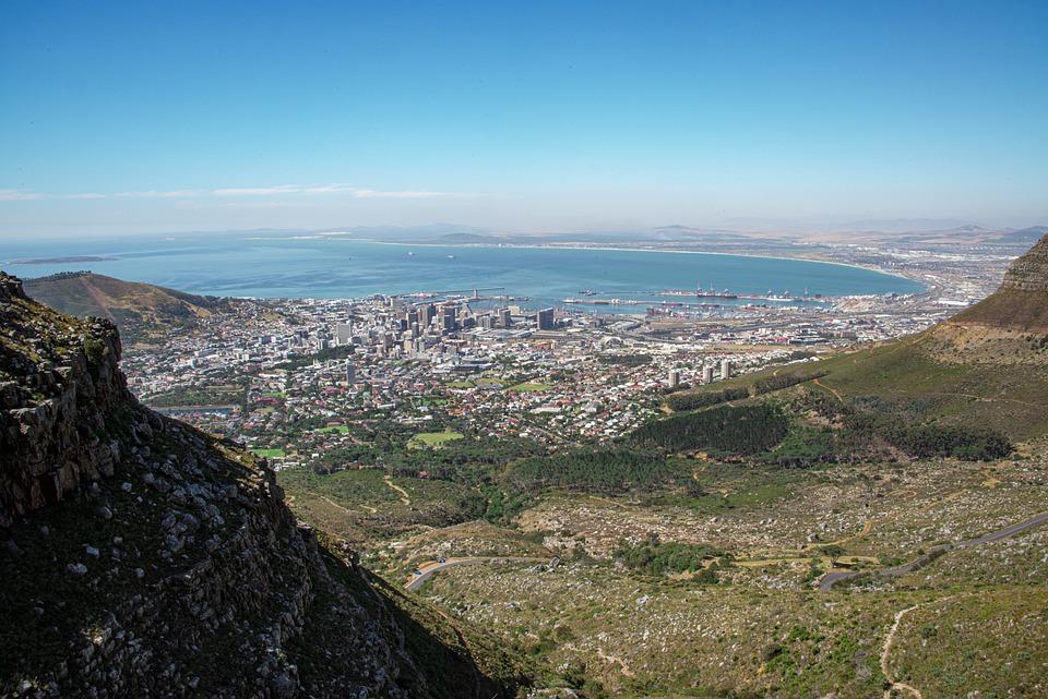 Кейптаун веб камера