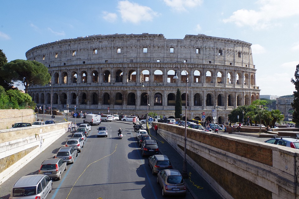Рим веб камеры