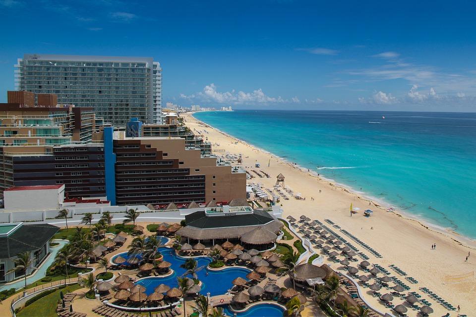 Канкун веб камера