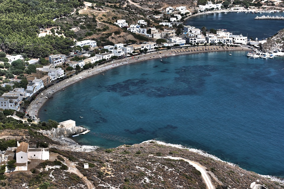 Китира остров отели